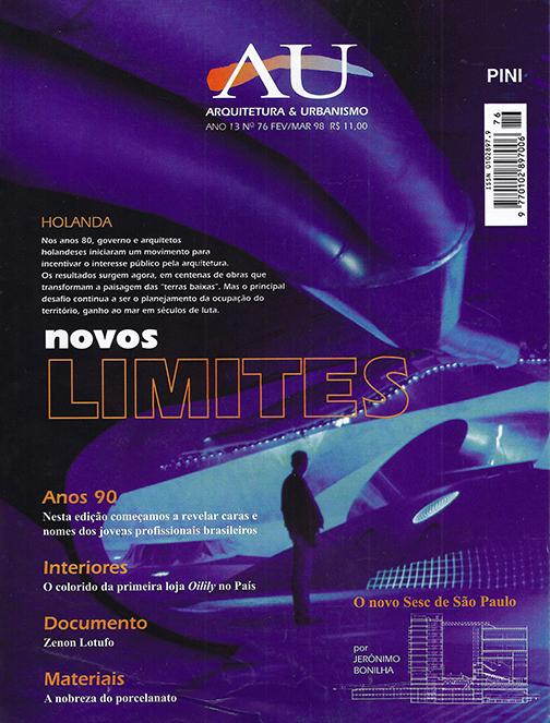 AU Magazine 76