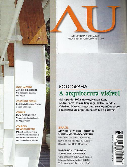 Revista AU 84