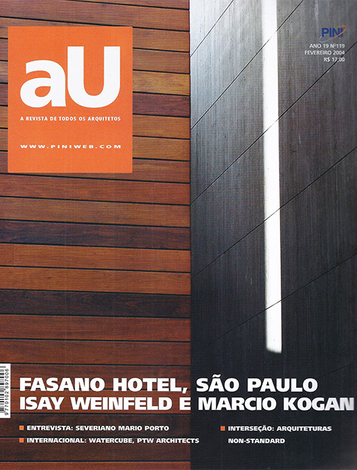 Revista AU 119