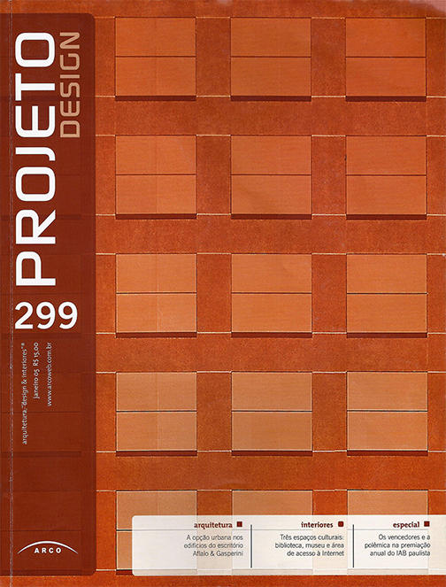 Revista Projeto 299