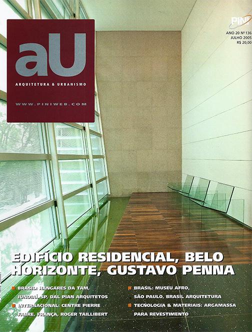 AU Magazine 136