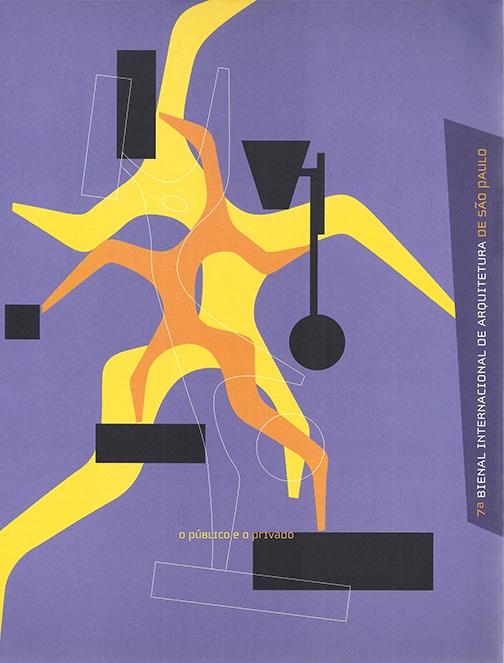 Catálogo da 7º Bienal Internacional de Arquitetura