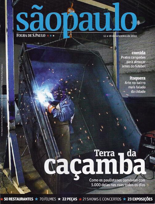 Revista Folha de São Paulo