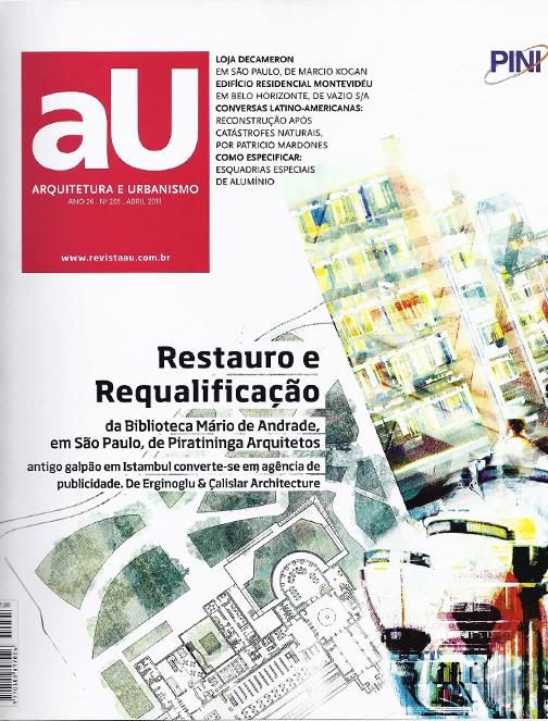 Revista AU 205