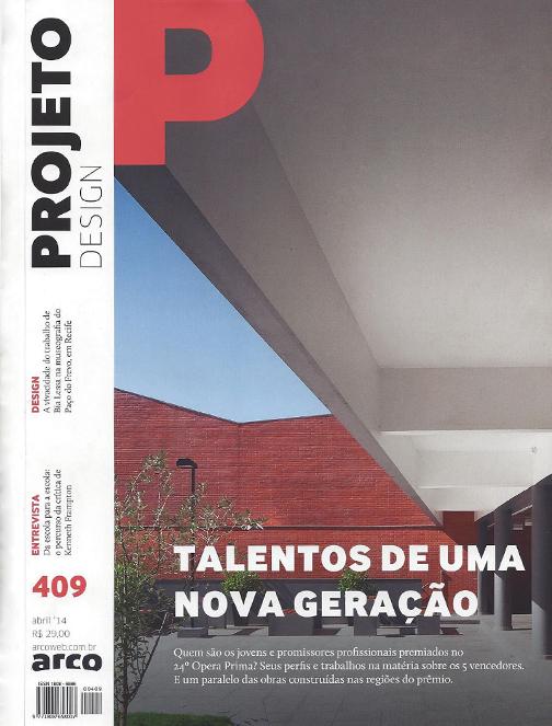 Revista Projeto 409