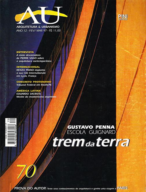 AU Magazine 70