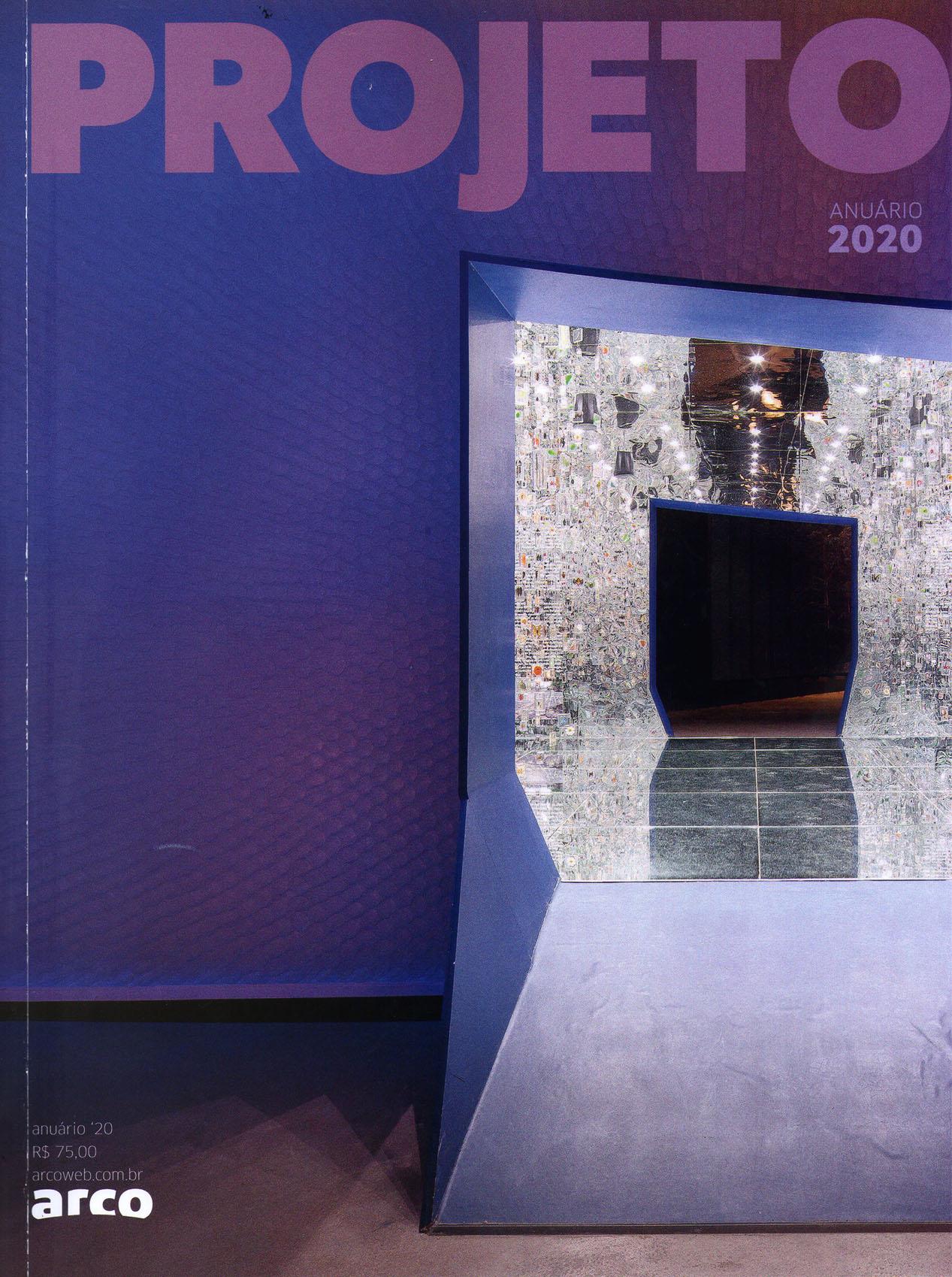 Projeto Magazine Annual edition 2020